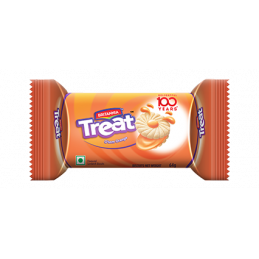 BRITANNIA TREAT ORANGE-120g
