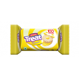 BRITANNIA TREAT PINEAPPLE-120g