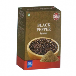 GM Black Pepper Powder...