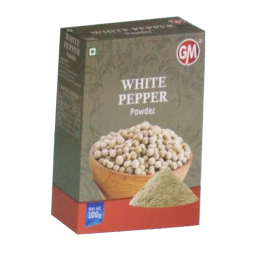 GM White Pepper powder...