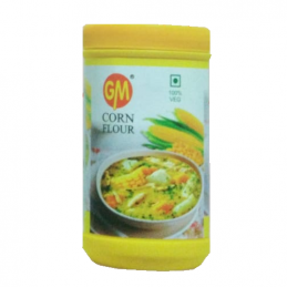 GM Corn Flour Jar-400GM...