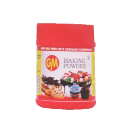 GM Baking Powder Jar-100GM