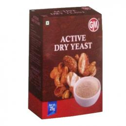 GM Dry Yeast-25GM