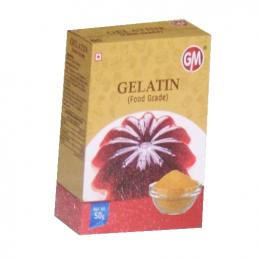 GM Gelatin-50GM (జెలటిన్)