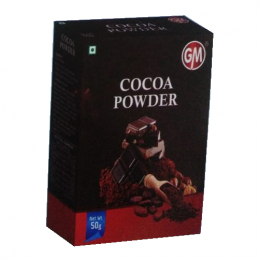 GM Cocoa Powder-50GM (कोको...