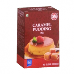 GM Caramel Pudding- 100gm...