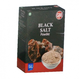 GM Black Salt-100GM (Nalla...