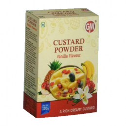 GM Custard Powder Packet (...