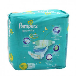 P&G Pampers Baby Dry - 5...