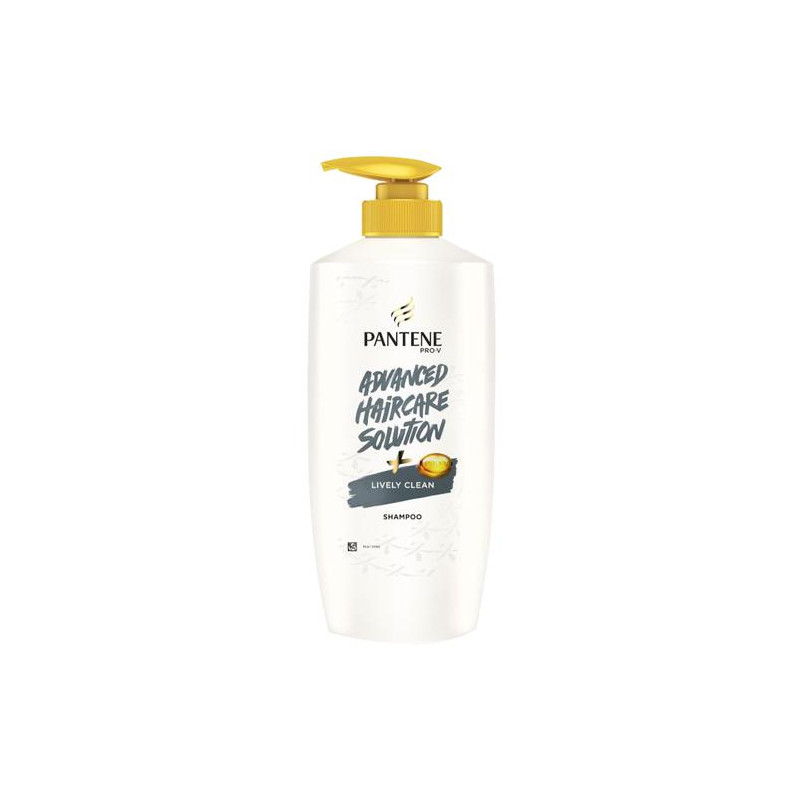 Buy P G Pantene Advanced Hair Care Solution Shampoo Lively Clean Online In Visakhapatnam At Best Price Vizaggrocers Com Sh