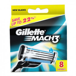 P&G Gillette Mach3 - Manual...