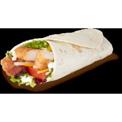 BK Chicken rolls