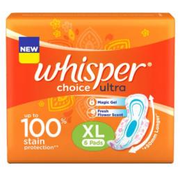 P&G Whisper Choice Sanitary...