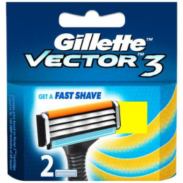 P&G Gillette Vector 3 - (పి...
