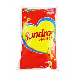 Sundrop Oil - Heart, 1 L Pouch