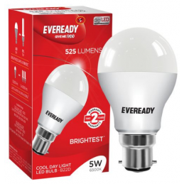 Eveready LED Bulb - 5 Watt