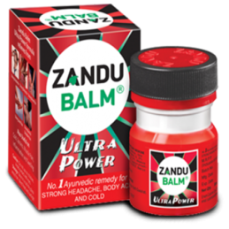 Emami Zandu Balm Ultra Power