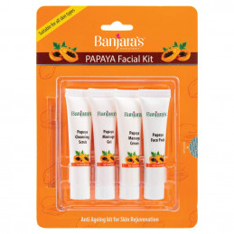 Banjara's Papaya Facial Kit...