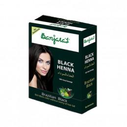 Banjara's Black Henna (Pack...