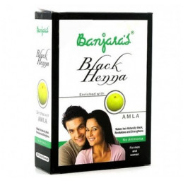 Banjara's Black Henna With...