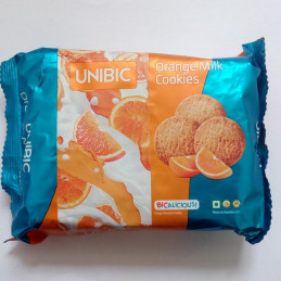Unibic Orange Milk Cookies