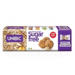 Unibic Sugarfree oatmeal...