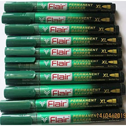 Flair Permanent Marker Pen...