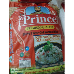 Krn Prince Raw rice...