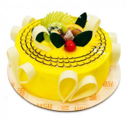 Pineapple cool cake