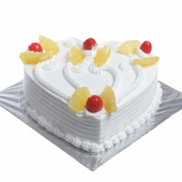 Bk Pineapple normal cake