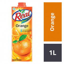 real fruit power orange...