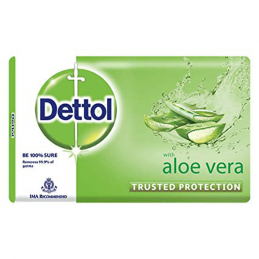 RB Dettol Aloe Bar Soap 100g