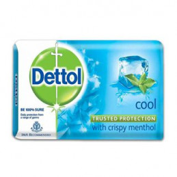RB Dettol Cool Bar Soap -125g