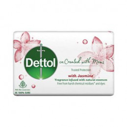 RB DETTOL MOMS JASMINE SOAP...