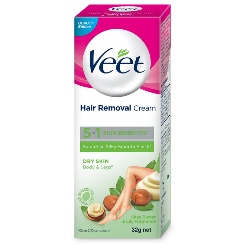 Buy Rb Veet Hair Removal Cream For Dry Skin 32 G Online In