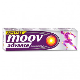 RB Moov Advance diclofenal gel