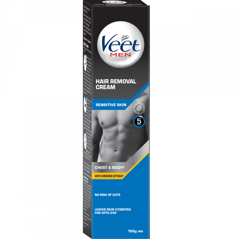 Buy Rb Veet Hair Removal Cream For Men Sensitive Skin Online In Visakhapatnam At Best Price Vizaggrocers Com