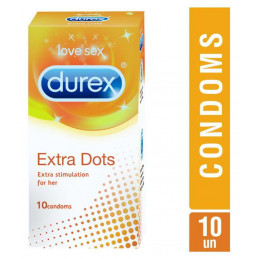 RB Durex Condoms - Extra...