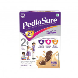 PediaSure Cookies & Cream...