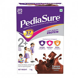 Pediasure 2 plus...