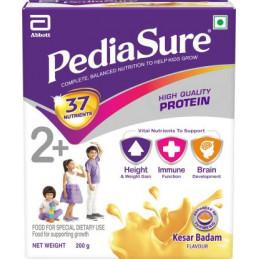 Pediasure 2+ Kesar Badam...