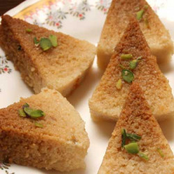 Kalakand (कलाकंद)  (भूरा)