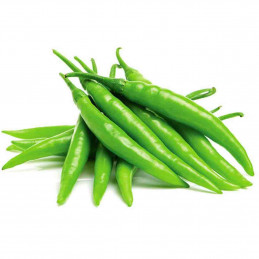 Vg Green chillies