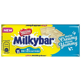 Nestle Milkybar White...