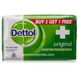 RB DETTOL SOAP ORIGINAL -...