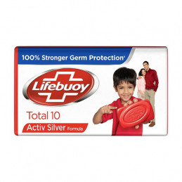 HUL Lifebuoy Total 10 Soap...