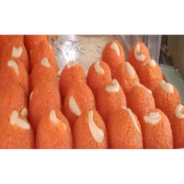 Sw मोतीचूर लड्डू (नारंगी)