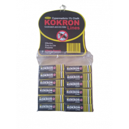 Ultimas Kokron Lines chalk...