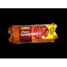 Unibic choco yummy cookies...