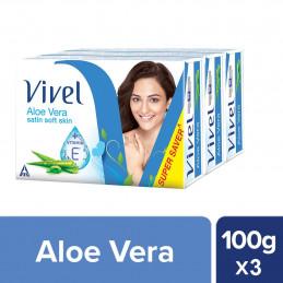 ITC विवेल एलो वेरा साबुन,...
